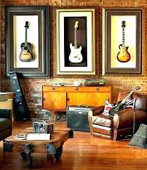 guitar wall case 3 display acoustic