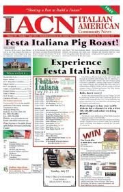 Sharing A Past To Build A Future - Italian American Community Center