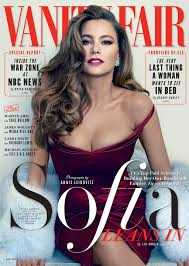Sof a Vergara Poses for Annie Leibovitz on the May 2015 Cover.