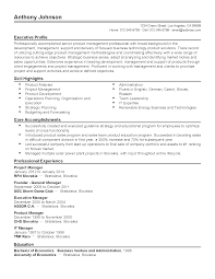 Product Manager Resume Sample Great Product Manager Resume Resume For Study 49