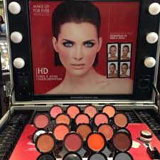 make up for ever hd blush display