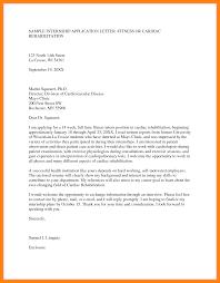 Sample Internship Letter Hvac Cover Letter Sample Hvac Cover
