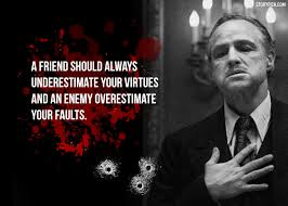 Godfather Quotes Gorgeous 48 Quotes From The Greatest Movie Of All Times The Godfather