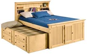 An Enormous Selection of Full Size Captain s Beds