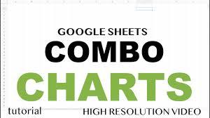 Google Sheets Combo Chart Tips Tricks Combine Line Bar Other Graphs Tutorial