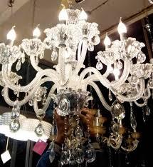 luxury glass arm and crystal pendant italian design chandelier
