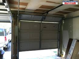 residential jackshaft garage door opener garage door ideas