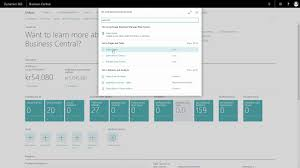 Creating Sales Invoices Getting Started With Microsoft Dynamics 365 Business Central