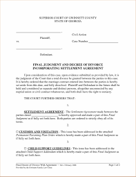 Consultant Contract Template It Support Contract Template With Binding Child Support Agreement 18