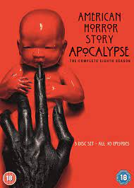 American Horror Story [3DVD] (IMPORT ...