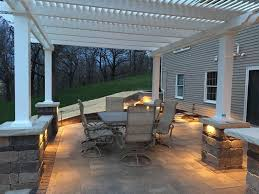 lighting for pergolas. Whether You Want The Lighting Directly In Your Pergola Or On Decking Landscaping Below It (pictured These Two) - A Heartland For Pergolas I