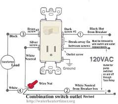wiring a switch to an outlet diagram wiring image wiring diagram light switch and outlet wiring diagram on wiring a switch to an outlet diagram