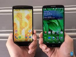 Google Nexus 5 vs LG G2 - PhoneArena
