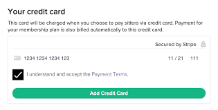 We did not find results for: How Do I Add Or Update My Credit Card Information Family And Sitter Faqs Urbansitter Support
