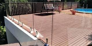 frameless glass pool fencing glass pool fence with top rail frameless glass pool fencing spigots