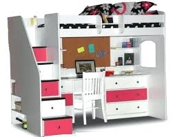 Bunk bed with stairs for girls Mid Sleeper Loft Bunk Beds With Desk And Stairs Bedroom Perfect Bed Combo Ideas Recommendations Girls Apartments Melbourne Teenage Bunk Beds With Desk Teen Design New Maker Templates Loft Beds With Stairs And Desk Living Room Bunk Bed For Girls