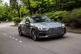 2018 Audi A5, S5 Sportback Review: Does Anyone Still Want a Car ...