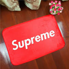 carpet letters. supreme camouflage letters pile carpet living room bedroom bathroom home slip mat i