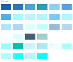 Blue Color Chart With Names Light Blue Shade Names Best Picture Of Blue Laughingyogini Com