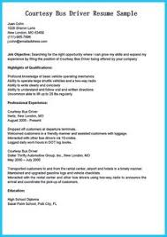 Resume For Bus Driver Template Best of Awesome Stunning Bus Driver Resume To Gain The Serious Bus Driver