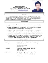 Sample Resume For Encoder Job Best of R Rvalle New Resume