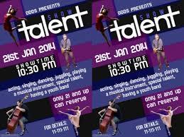 Talent Show Flyer Background 23 Creative Talent Show Flyer Templates Word Psd Ai Eps Vector