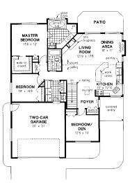 Three Bedroom Bungalow Design   Bedroom Design IdeasThree Bedroom Bungalows Interior Bungalow House Design Plans