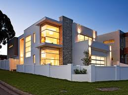 view modern house lights. Modern Exterior House Colours And Lighting View Lights T
