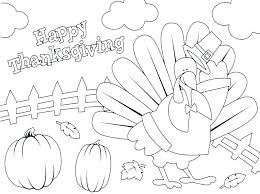 Free Thanksgiving Coloring Pages Printable Turkey Christian