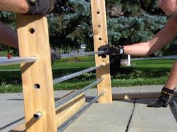 how to build sheet metal fence. Modren How Step 3 Throughout How To Build Sheet Metal Fence I