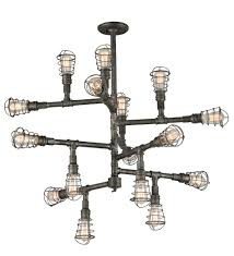 industrial chic lighting. Industrial Chic Lighting