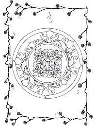 Bloemen Mandala Bloemenmandalas