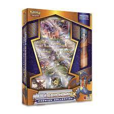 Includes Garchomp-EX and Mega Garchomp-EX foil promo cards, playmat, 8  Pokémon TCG booster packs, 1 foil ove… | Pokemon trading card, Trading  cards game, Card games