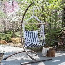 diy hammock chair stand