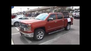 2015 Chevy Silverado 1500 LTZ Longhorn Edition Review - YouTube