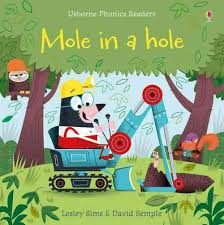 Mole in a Hole by Lesley Sims, Paperback, 9781409580423 | Buy online at The  Nile