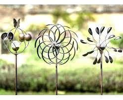 tulip wind spinner spinners garden bronze full image jubilee sculpture kinetic