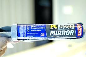 mirror glue mirror adhesive mirror adhesive removal from wall