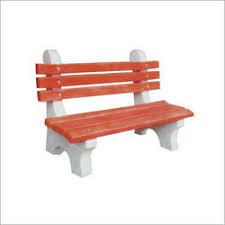 concrete garden bench. RCC Garden Bench Without Arm Rest Concrete R