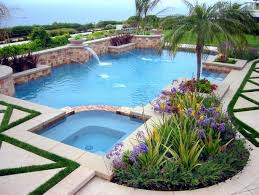 Small Picture Garden Design Garden Design with Pool Landscaping Melbourne Pool