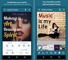 Quotes Creator Apps Interesting 48 Best Quotes Creator Apps For Android Android Apps For Me