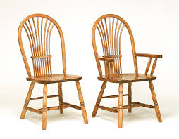 Windsor Country Sheaf Dining Chair From DutchCrafters Amish FurnitureCountry Style Chairs