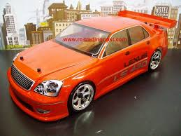 Lexus Ls Redcat Racing Thunder Drift Belt Drive Rtr Custom