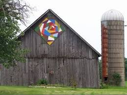 Quilt Patterns For Barn Art Magnificent Art On A Barn State Of The Arts Minnesota Public Radio News