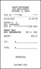 Make Receipts Online 1 Receipt Maker Expressexpense