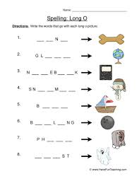 Practice recognizing the short and long vowel a sounds by sorting pictures with this printable worksheet. Long Vowels Worksheets Have Fun Teaching