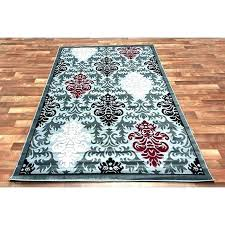 red gray rug area rugs gray black and gray bathroom rugs red grey black rugs royal