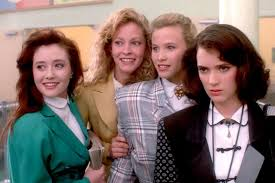 "heathers a ""wobbly"" kind of beauty amediocregatsby cult classics essay film film analysis heathers mean girls"