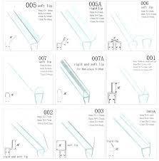 glass shower door gasket shower door gasket material glass shower door molding glass shower door gaskets