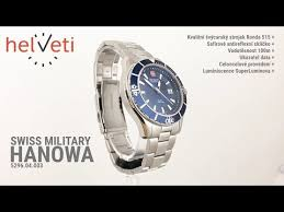 <b>Swiss Military Hanowa</b> 5296.04.003 - YouTube